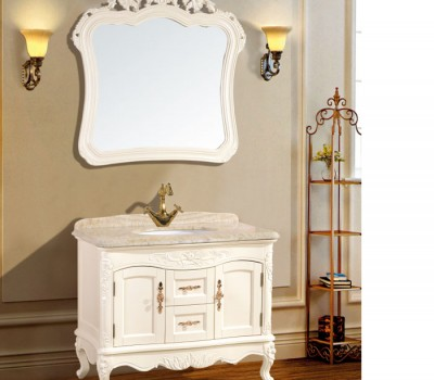 橡木浴室柜1001型号