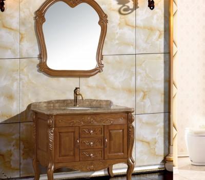 橡木浴室柜1016型号