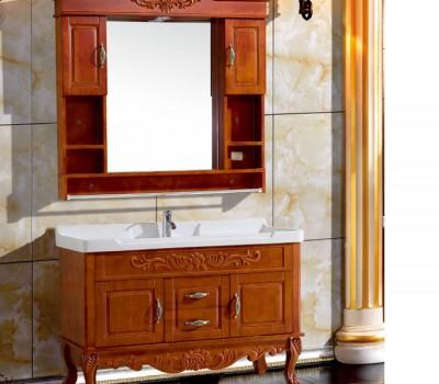 橡木浴室柜1019型号