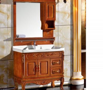 橡木浴室柜1020型号
