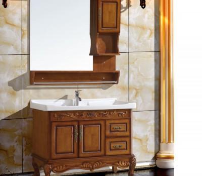 橡木浴室柜1021型号
