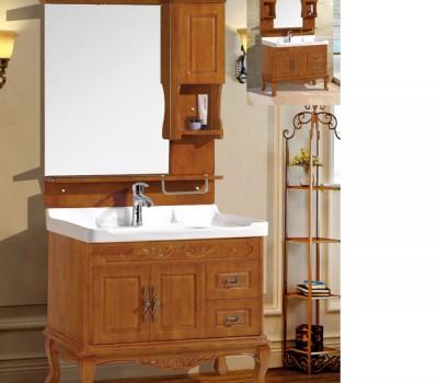 橡木浴室柜1022型号