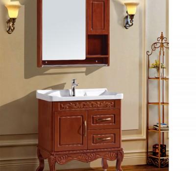 橡木浴室柜1027型号