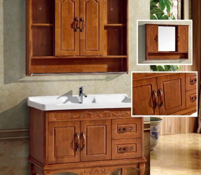 橡木浴室柜1031型号